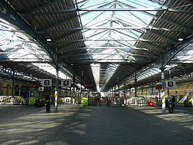 Image illustrative de l'article Gare de Dublin Heuston