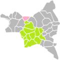Dugny (Seine-Saint-Denis) dans son Arrondissement.png