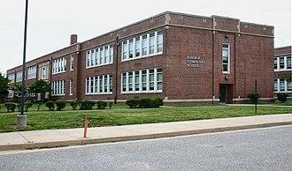 Dundalk, Maryland - Dundalk Elementary School