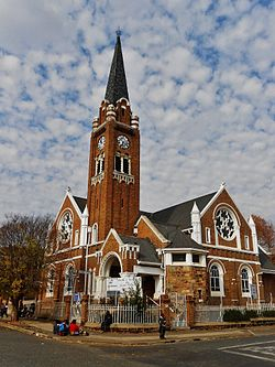 Dutch Reformed Church in Jeppestown