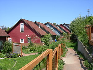 Duwamish Cohousing (formerly Ciel Cohousing), ...