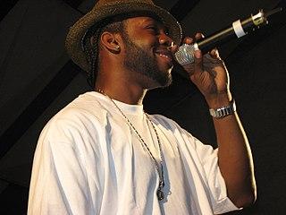Dwele American singer from Michigan