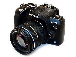 olympus e 510 wikipedia rh en wikipedia org Olympus Digital Camera Olympus E 510 Firmware Update