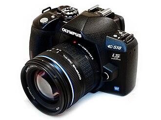 Olympus E-510 - Image: E510