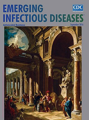 Emerging Infectious Diseases - Image: EID Cover 9.2016
