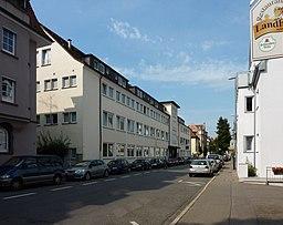 Urbanstraße in Esslingen am Neckar