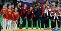 EUA levam ouro na ginástica artística feminina; Brasil fica em 8º lugar (28264937223).jpg