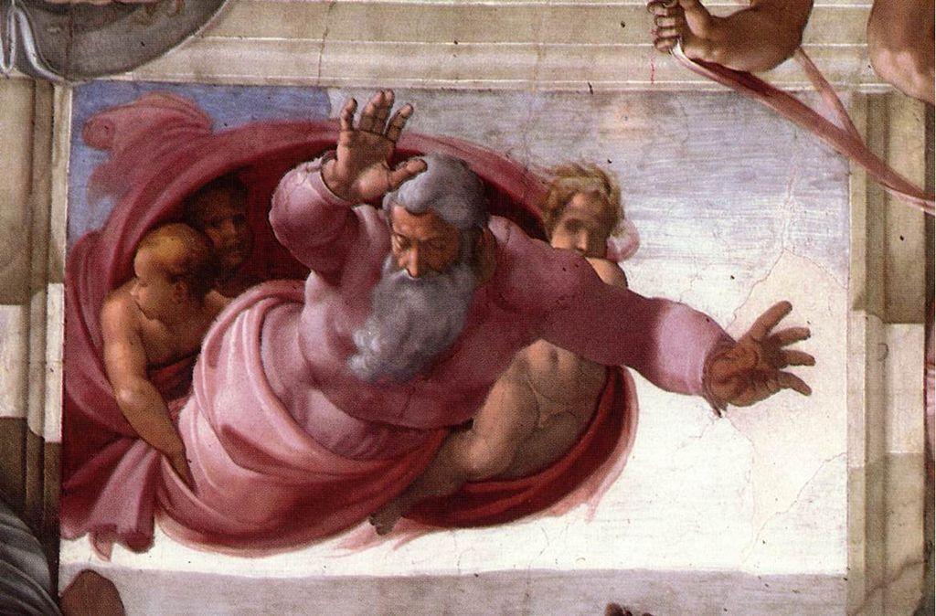 מיכאלנג'לו: הבריאה