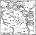 East Africa WWI as at August 1915.png