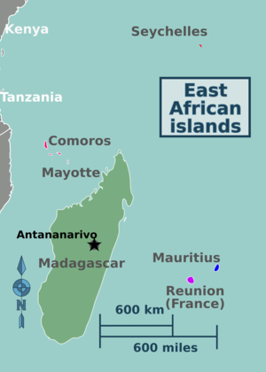 East African Islands – Travel guide at Wikivoyage