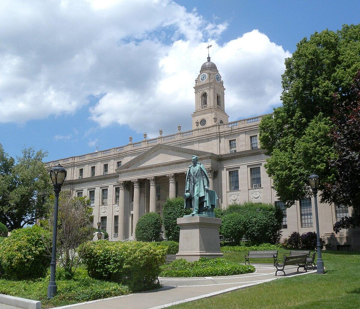 City Hall Maplewood Nj