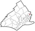 East lansdowne, Delaware County, Pennsylvania.png
