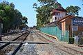 Eastern line adjacent Merredin station museum 2014.jpg