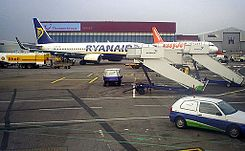 Easyjet and Ryanair aircraft.jpg