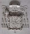 Ecclesiastical Coat-of-Arms of Bishop Marko Kalogjera of Split.png