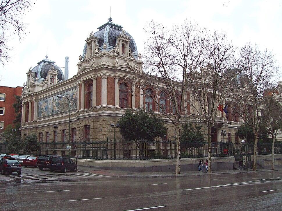 Ríos Rosas (Madrid) Howling Pixel