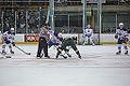 Edmonton Oilers Rookies vs UofA Golden Bears (15274990942).jpg