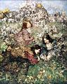 Edward Atkinson Hornel - Easter Eggs 1905.jpg