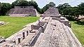 Edzna Templo noreste (la vieja hechicera).jpg