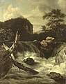 Een waterval Rijksmuseum SK-A-696.jpeg