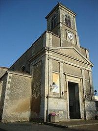Eglise de Sainte-Hermine..JPG