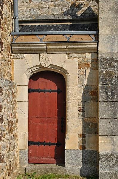 Porte sud