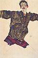 Egon Schiele - Selbstbildnis mit ausgebreiteten Armen - 1911.jpeg