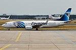 EgyptAir, SU-GEL, Boeing 737-866 (44341897862).jpg