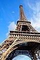 Eiffel Tower and blue sky.jpg