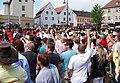 Eilenburg 1050-Jahrfeier Pub-Buehne Line-Dance5.jpg