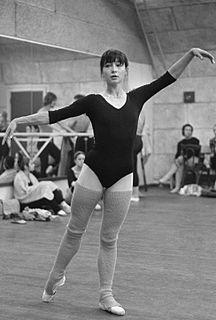 Ekaterina Maximova Russian ballet dancer
