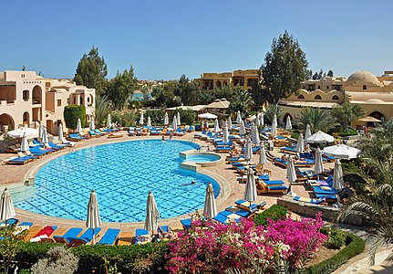El Gouna (Egypt): The Three Corners Rihana Resort