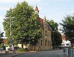 the former town hall of Elchesheim in Elchesheim-Illingen