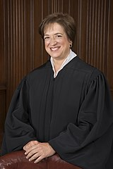 Elena Kagan Official SCOTUS Portrait (2013)
