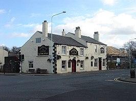 Een pub in Adlington