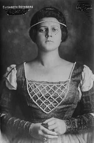 Elisabeth Rethberg - Elisabeth Rethberg