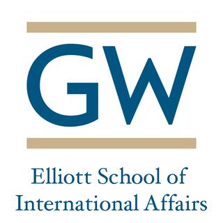 Professional school of international relations of the George Washington University, Wash, DC