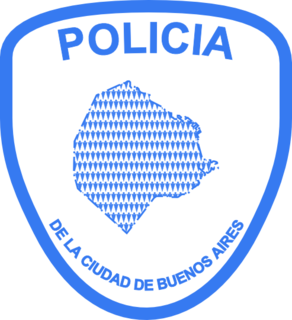 Police force of Autonomous City of Buenos Aires