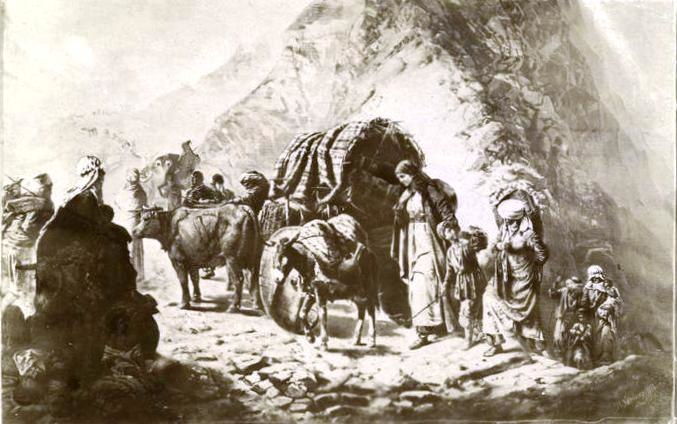 Emigration of Armenians into Georgia during the Russo-Turkish war of 1878-9 (A)