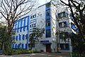 Engineering Science Building with Dr K P Basu Memorial Hall - Jadavpur University - Kolkata 2015-01-08 2365.JPG