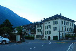Ennenda Former municipality of Switzerland in Glarus