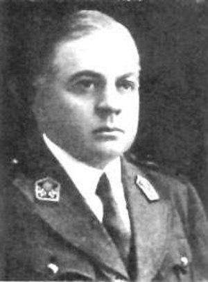 Enrique Mosconi - Image: Enriquemosconi