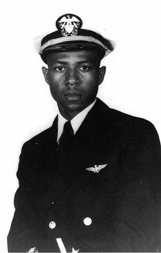 Jesse L. Brown - Image: Ensign Jesse L. Brown