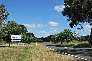 Moyston, Victoria Town in Victoria, Australia
