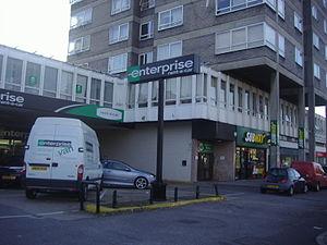 Enterprise Rent-A-Car - Enterprise Rent-A-Car in Feltham, UK