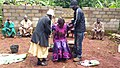 Enthroning a Mafo in Baham Cameroon.jpg