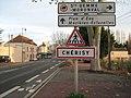Entrée de Cherisy par la D912 en venant de Dreux - panoramio.jpg
