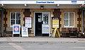 Entrance, Downham Market railway station - geograph.org.uk - 1351789.jpg