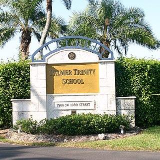 Palmer Trinity School Private school