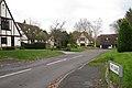 Entrance to The Elms. Leek Wootton - geograph.org.uk - 1572489.jpg